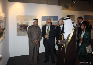 The Museum of Modern Art: Opening of the Exhibition of Italian painter Max Loy