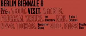 Berlin Biennale 8