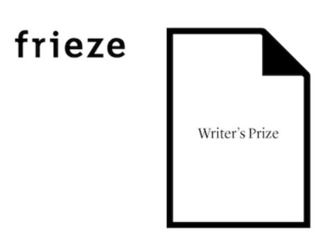 Frieze-writer's-prize