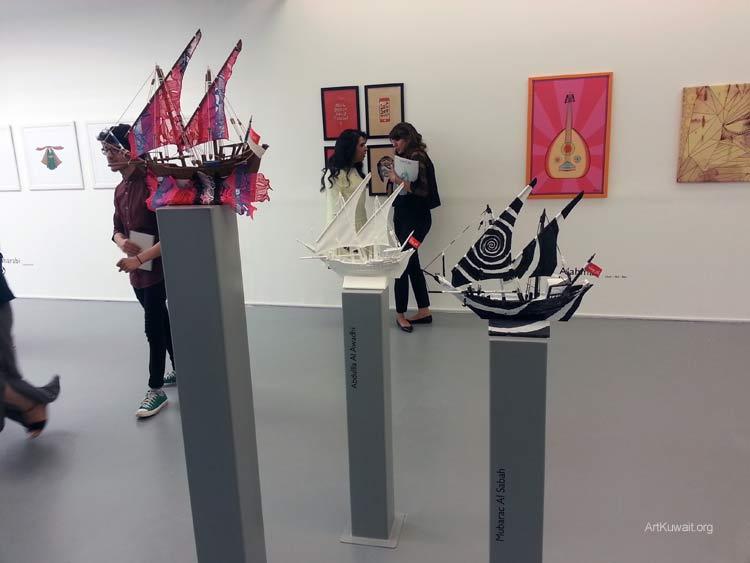 KHALEEJI REINTERPRETED - Art Kuwait (5)