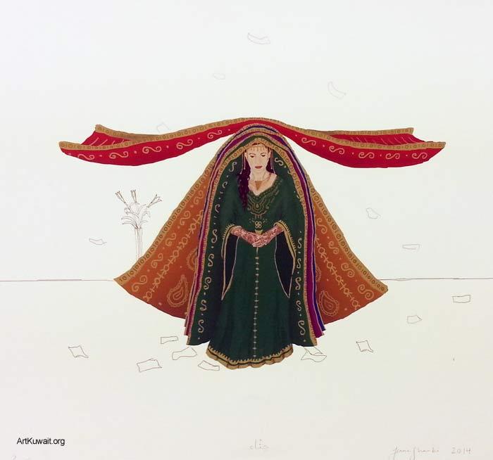 KHALEEJI REINTERPRETED - Art Kuwait (8)