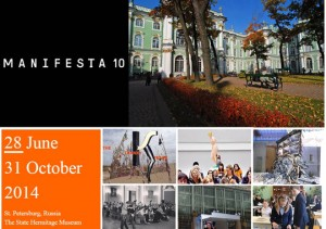 Manifesta 10 – The European Biennial of Contemporary Art opens in St. Petersburg