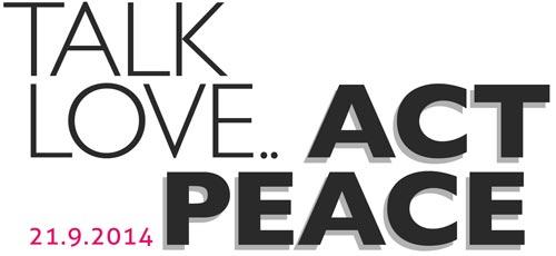 Talk-love-Act-peace