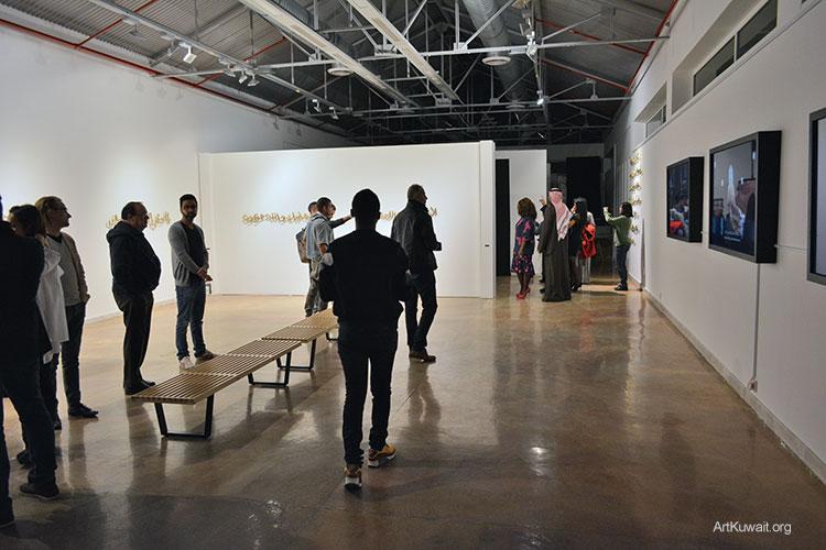 Adel-Abidin-Exhibition-Kuwait-1