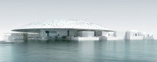 Louvre Abu Dhabi: Loans from France for opening year