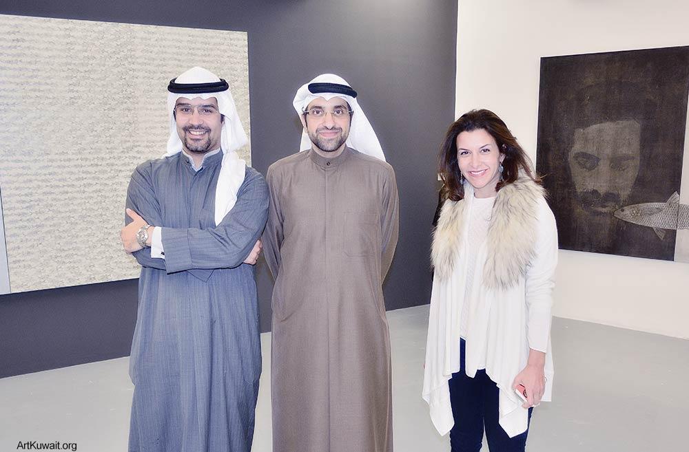Opening of Al Seef by Barjeel Art Foundation in Kuwait (10)