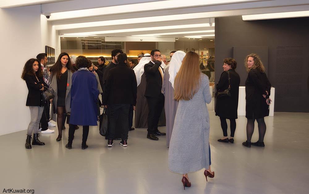 Opening of Al Seef by Barjeel Art Foundation in Kuwait (15)