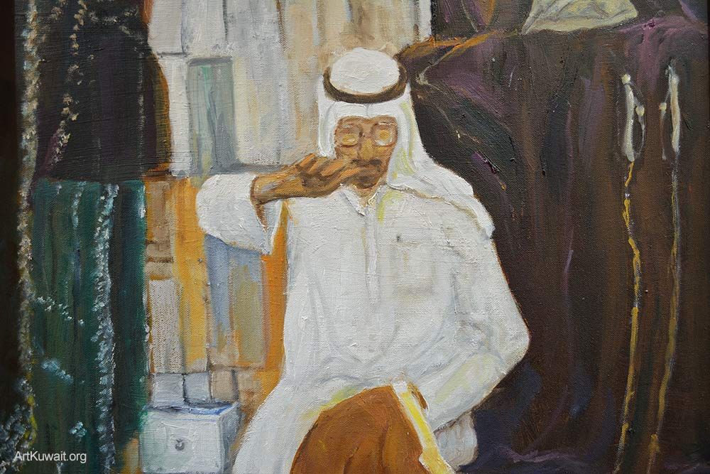 Jassem Murad - Exhibition - Old Kuwait (4)