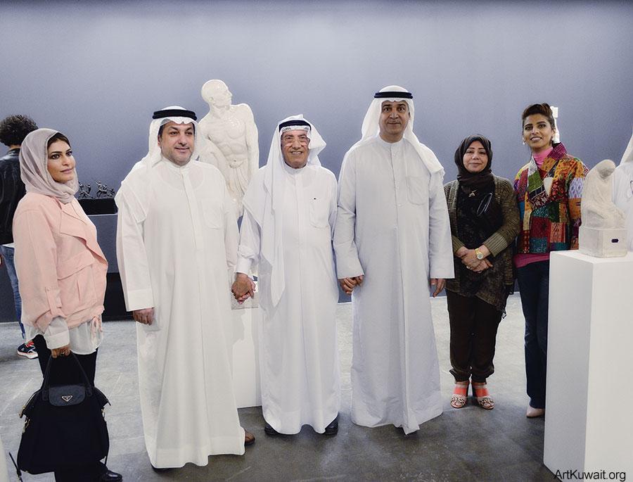 Sami Mohammad - Retrospective in Kuwait (13)