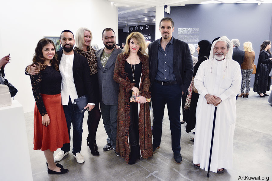 Sami Mohammad - Retrospective in Kuwait (14)