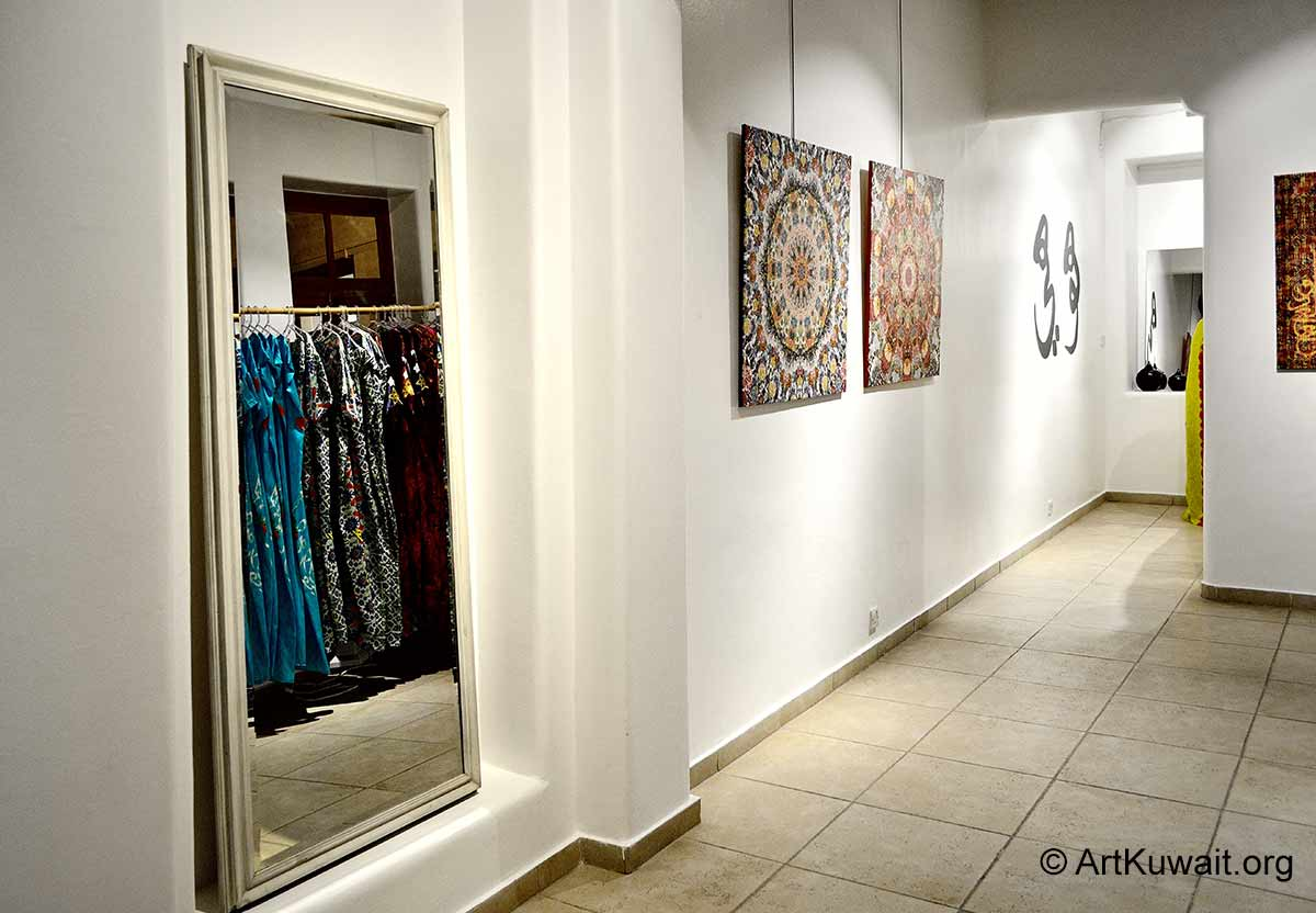 Abdulla Al Awadi Roaming Patterns- Art & Design Kuwait (11)