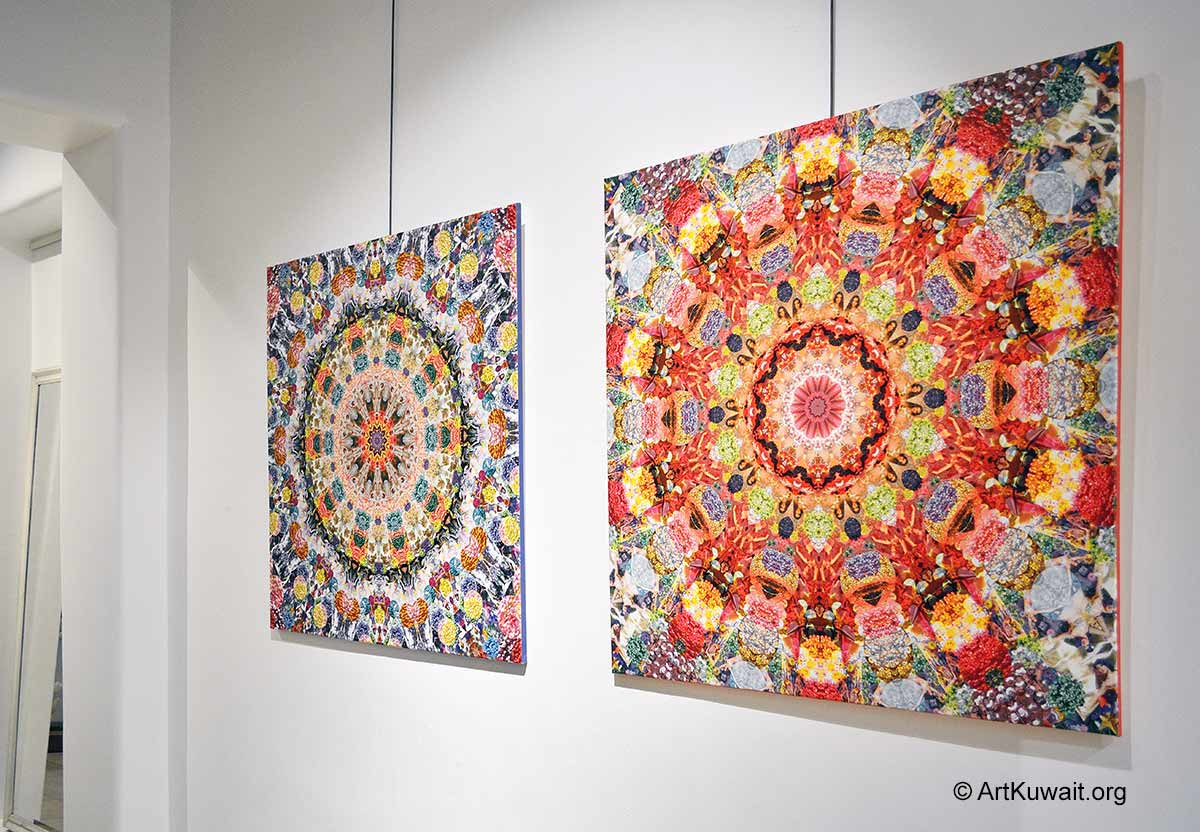 Abdulla Al Awadi Roaming Patterns- Art & Design Kuwait (7)
