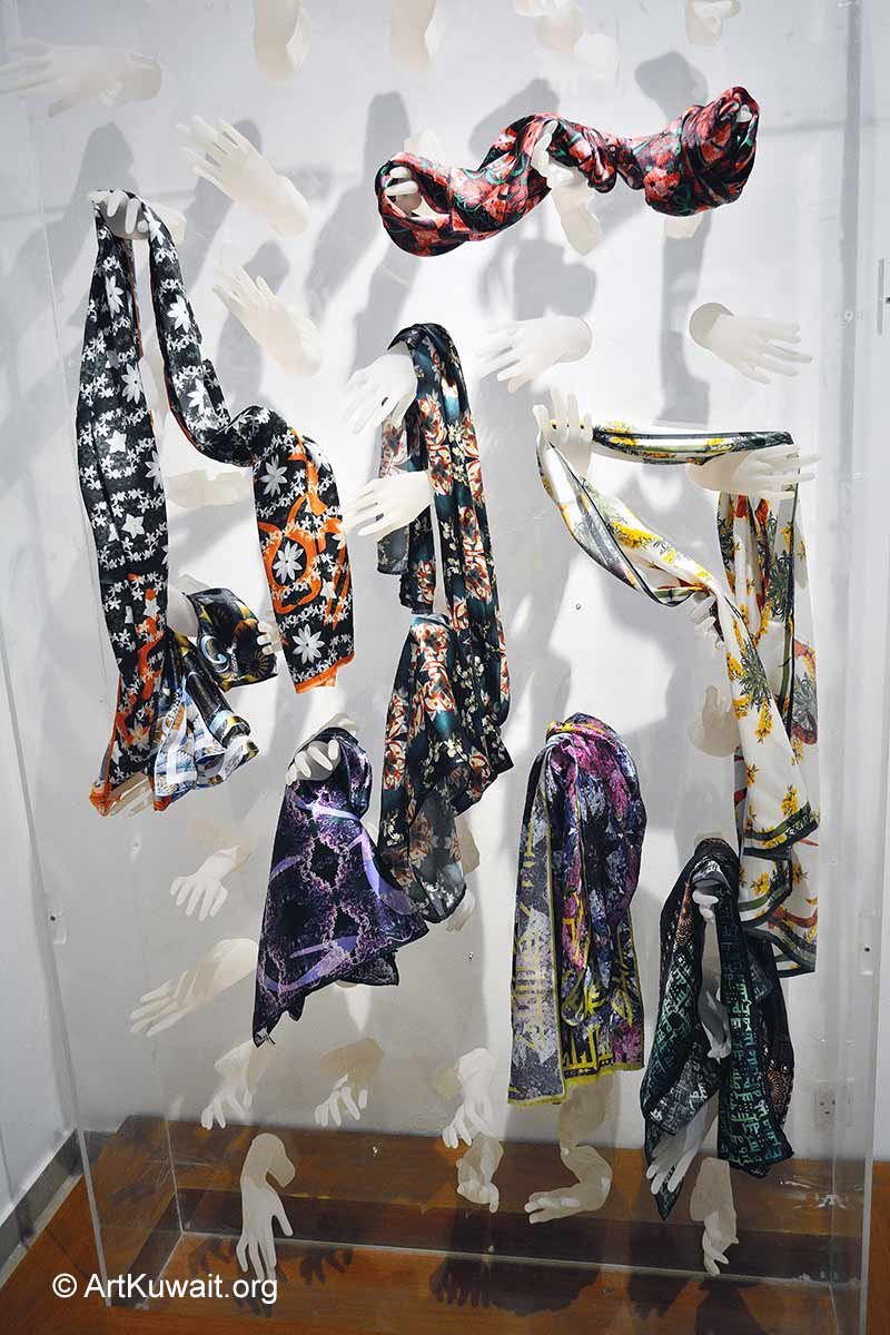 Abdulla Al Awadi Roaming Patterns- Art & Design Kuwait (8)