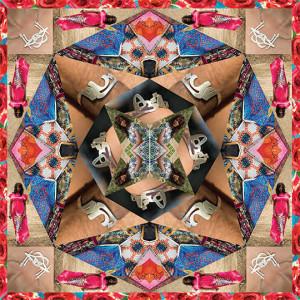 Dar Al Funoon Gallery: Roaming Patterns by Abdulla Al Awadi