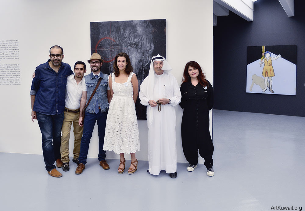 Abolish 153 - Exhibition in Kuwait - Contemporary Art Platform (10)
