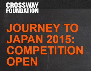 Crossway Foundation: Journey to Japan 2015 – Call for Applications