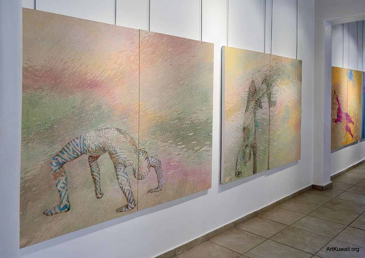 Hiresh Shiva - Dar Al Funoon Gallery Kuwait (5)