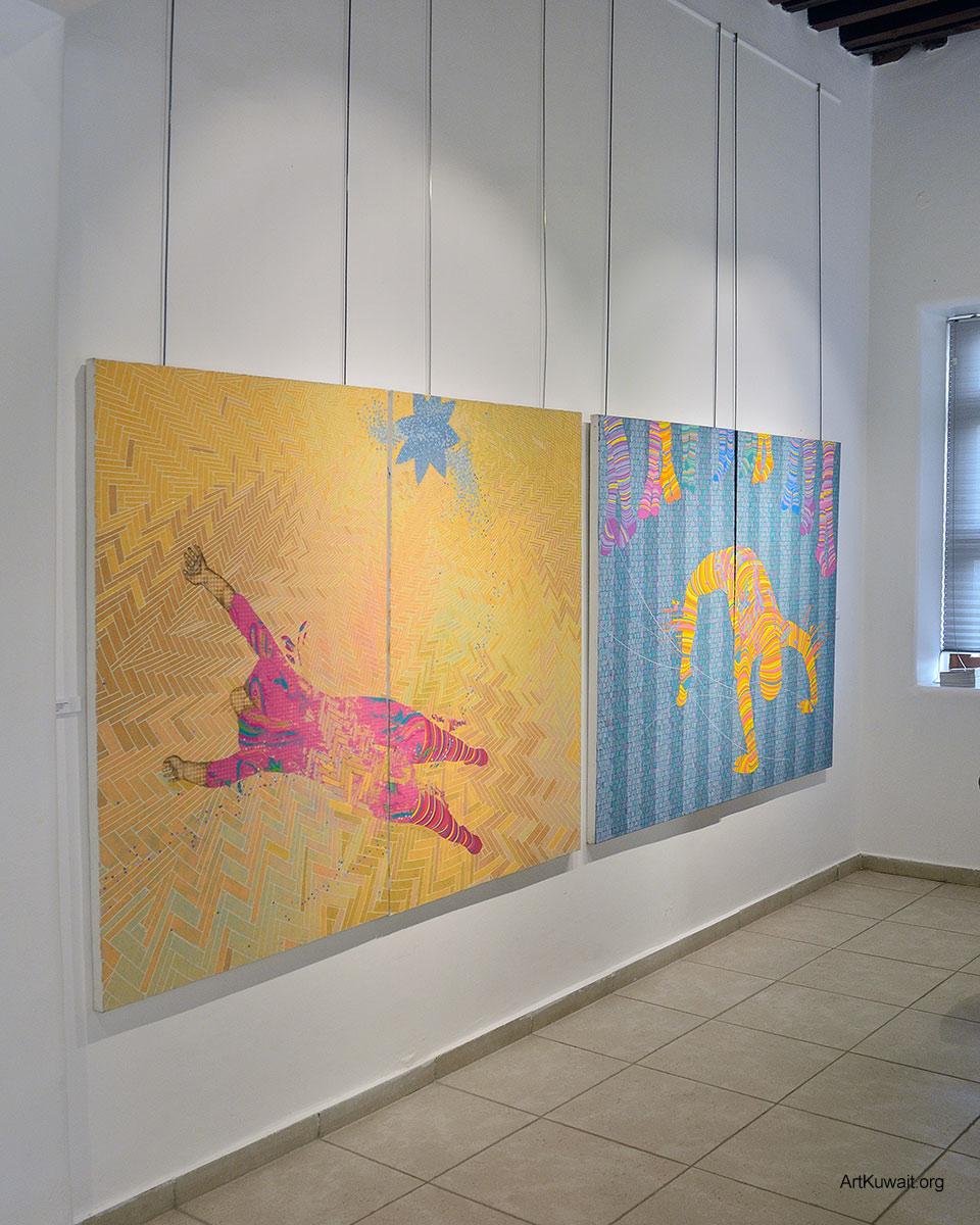 Hiresh Shiva - Dar Al Funoon Gallery Kuwait (6)