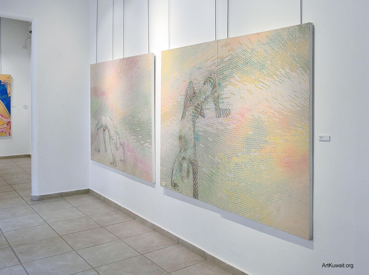 Hiresh Shiva - Dar Al Funoon Gallery Kuwait (9)