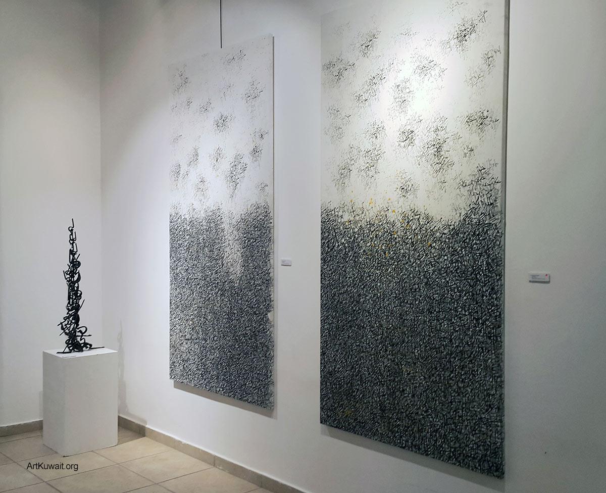 Dar Al Funoon Gallery - Nasser Al Aswadi (2)