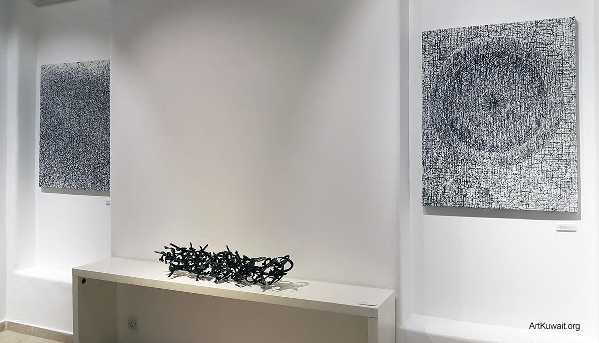 Dar Al Funoon Gallery - Nasser Al Aswadi (4)