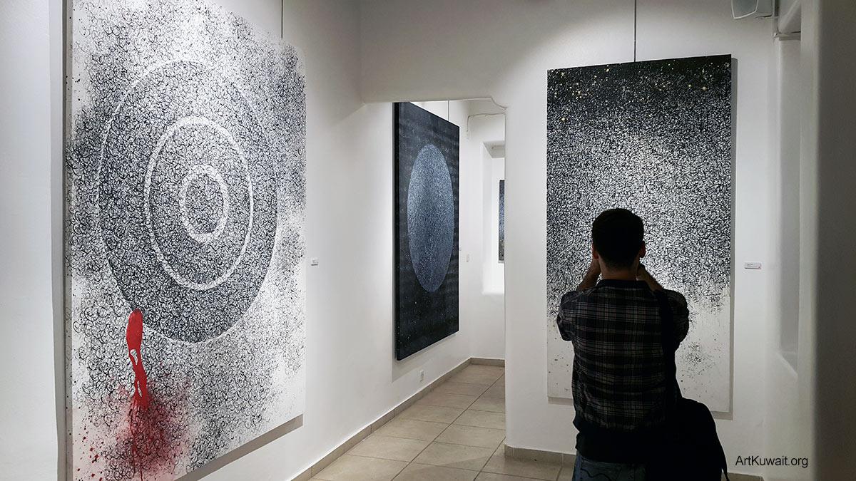 Dar Al Funoon Gallery - Nasser Al Aswadi (5)