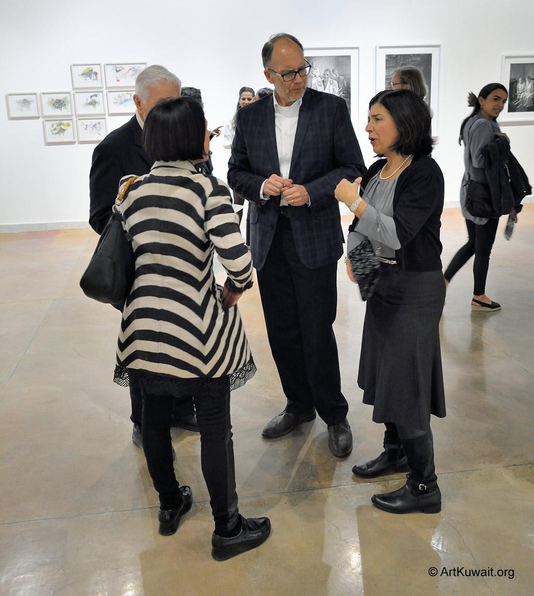 Sultan Gallery Exhibition Complicity (1)