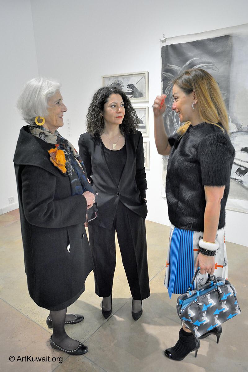 Sultan Gallery Exhibition Complicity (10)