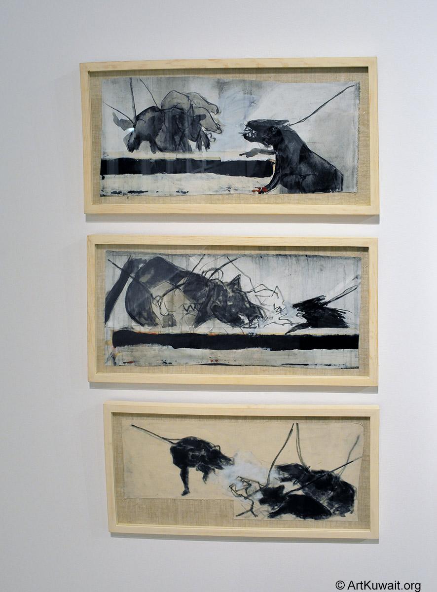 Sultan Gallery Exhibition Complicity (11)
