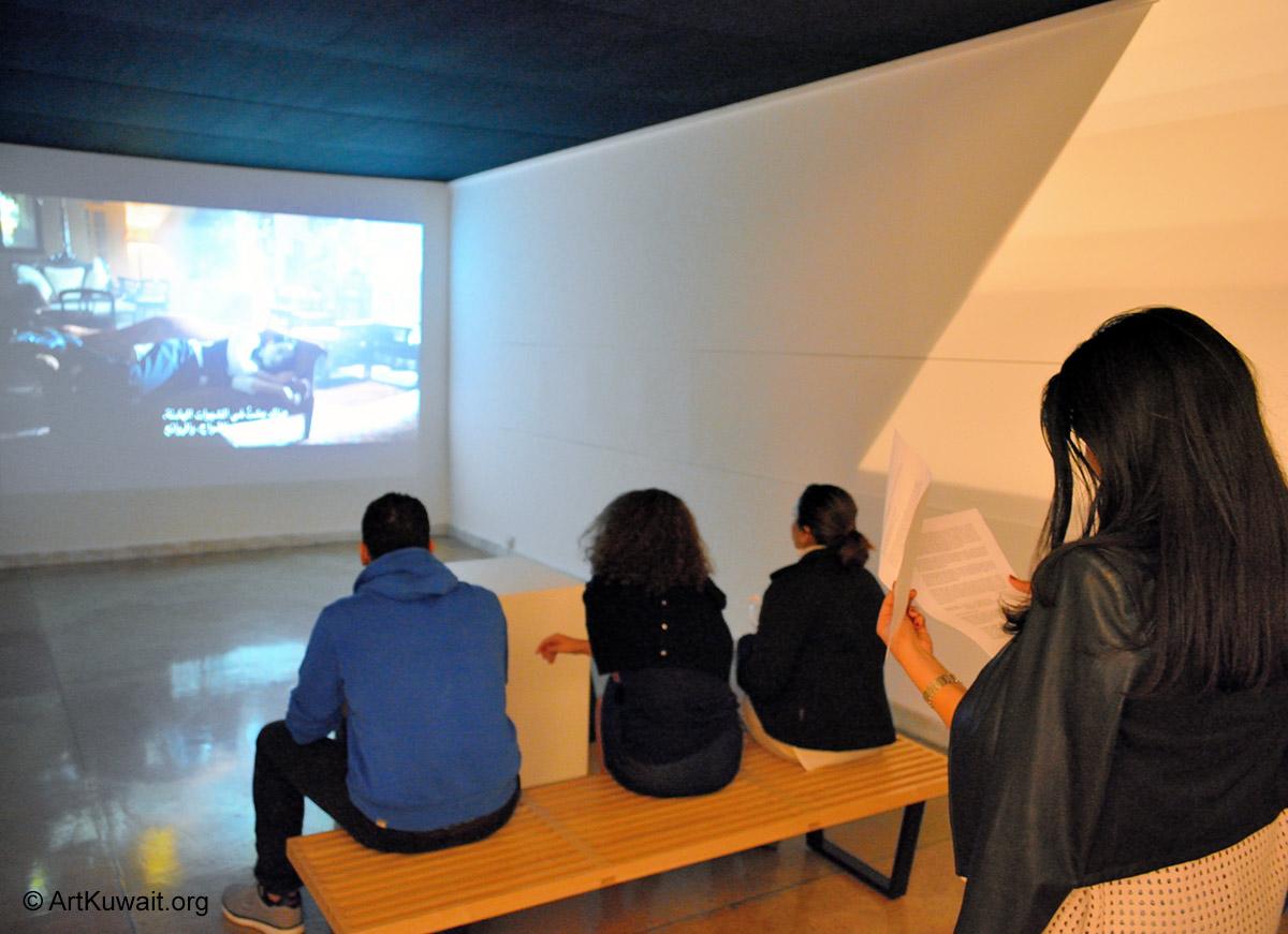 Sultan Gallery Exhibition Complicity (2)