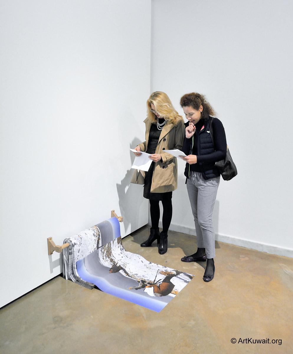 Sultan Gallery Exhibition Complicity (3)