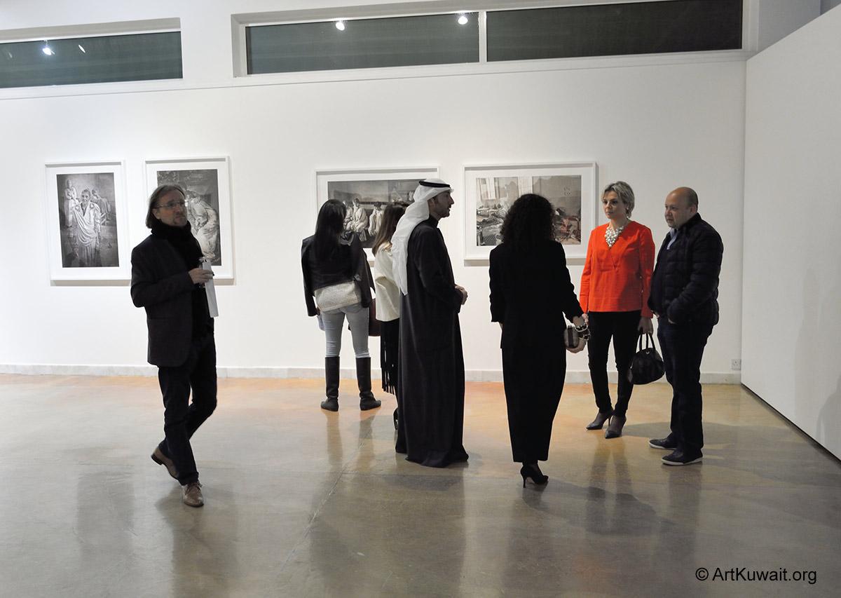 Sultan Gallery Exhibition Complicity (4)