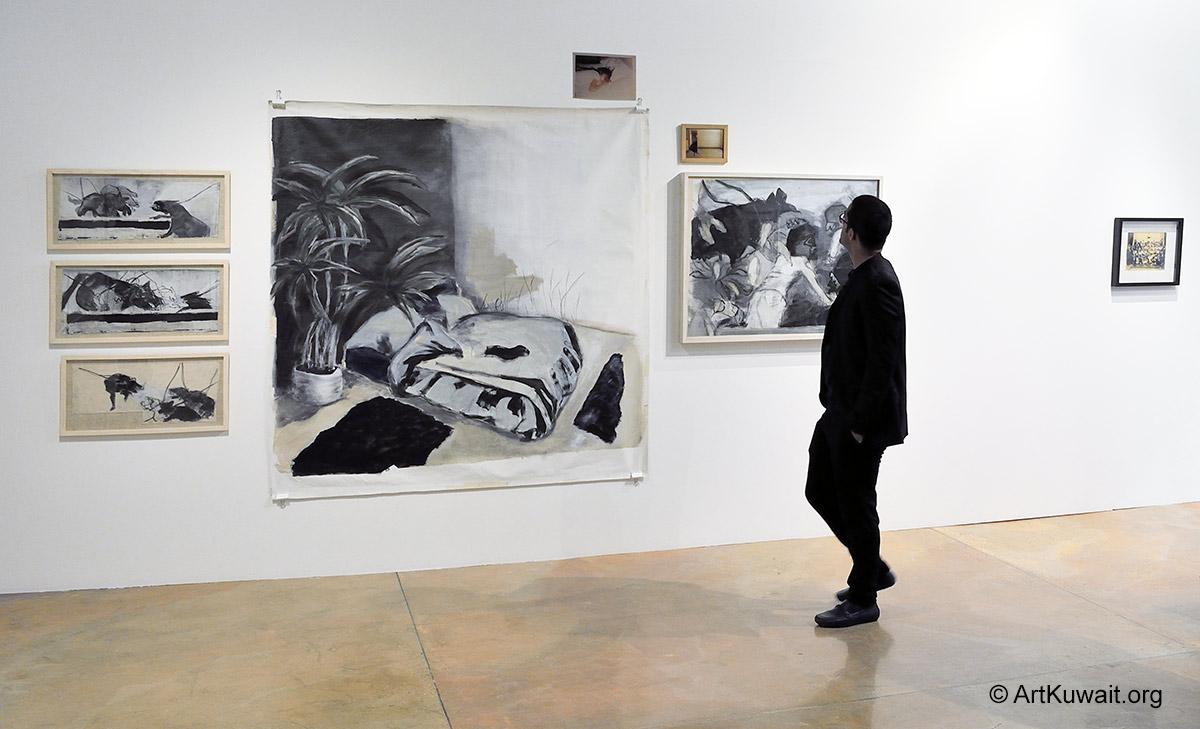 Sultan Gallery Exhibition Complicity (6)