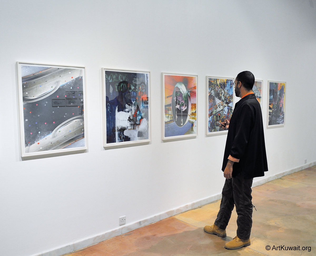 Sultan Gallery Exhibition Complicity (7)