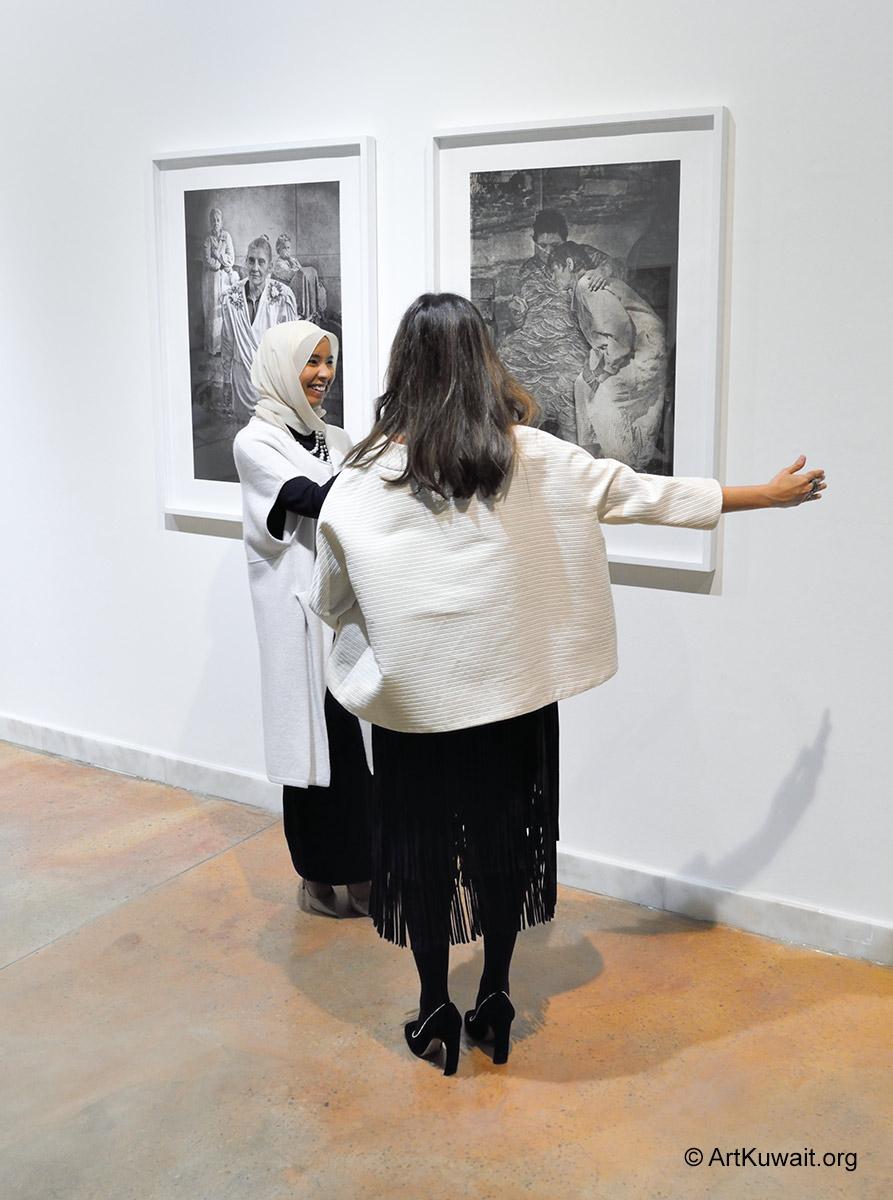 Sultan Gallery Exhibition Complicity (8)