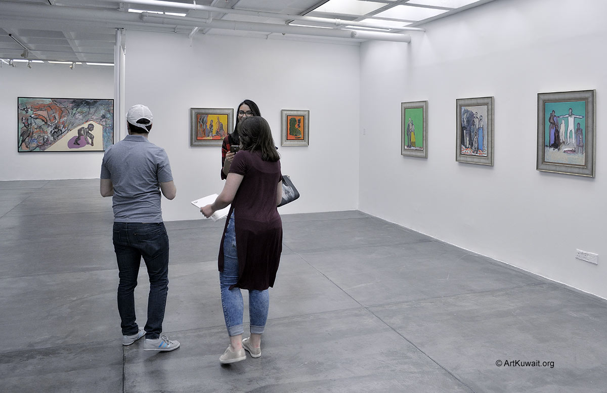 Abdul Rahim Sharif Exhibition (3)