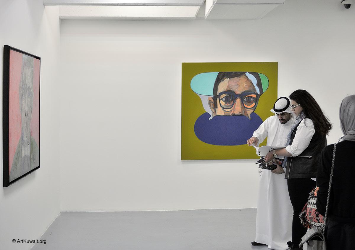Abdul Rahim Sharif Exhibition (8)