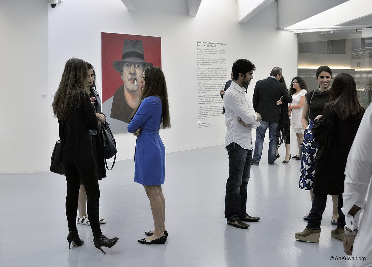 Abdul Rahim Sharif Exhibition (9)