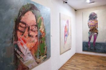 Boushahri Gallery: Opening of Tarek Butayhi