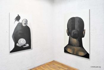 Boushahri Gallery: Opening of Exhibition by Annie Kurkdjian