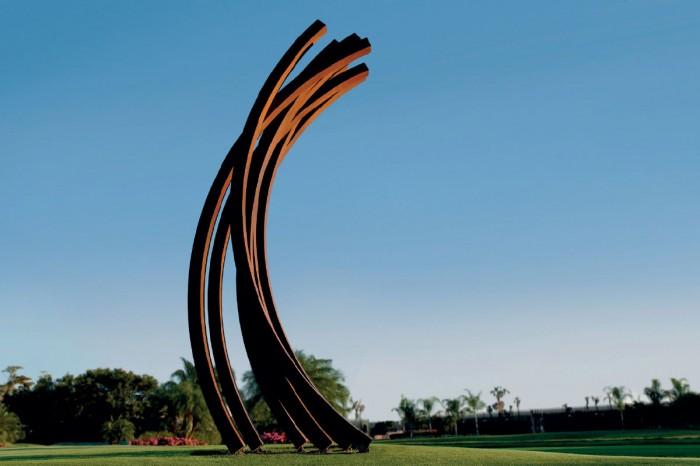 Bernar-Venet-Custot-Gallery-Dubai
