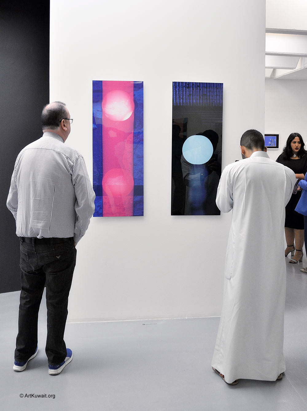 Contemporary Art Platfrom Kuwait - What's your location (11)