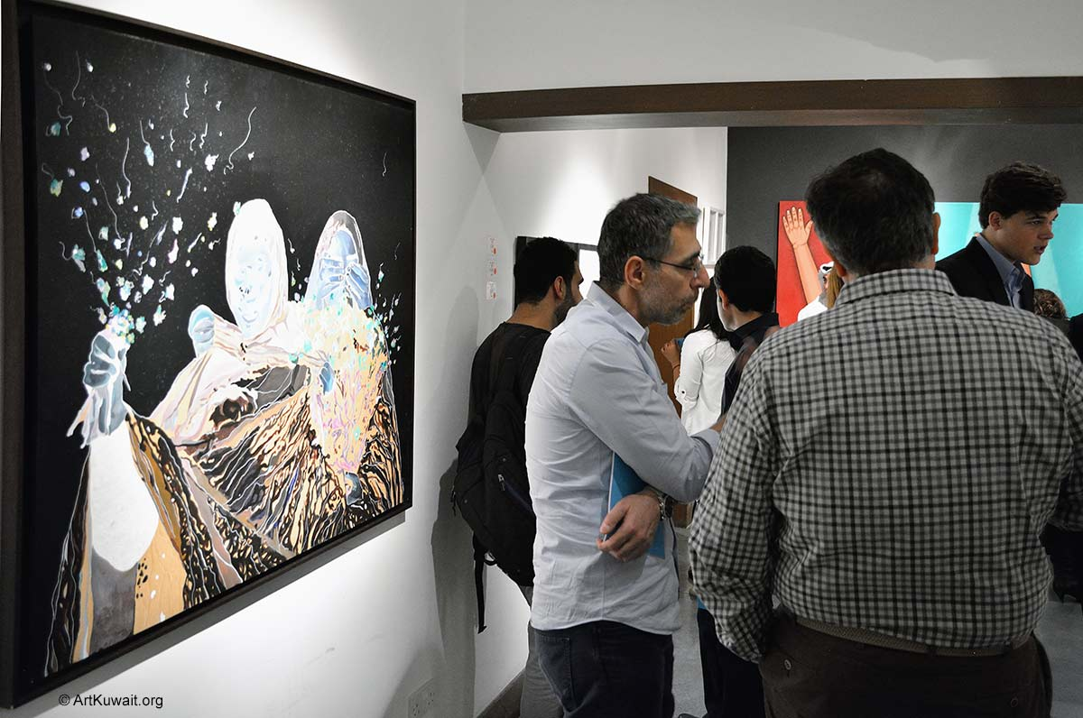 FA Gallery - Art Exhibition of Abolish Article 153 (4)