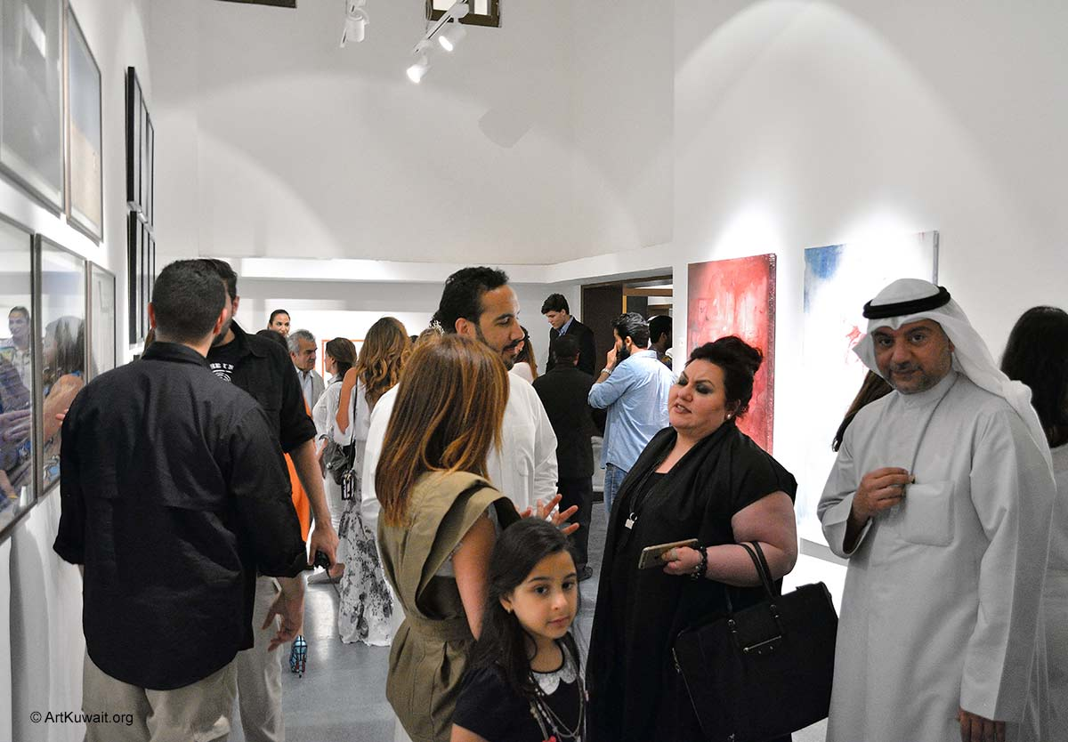 FA Gallery - Art Exhibition of Abolish Article 153 (5)