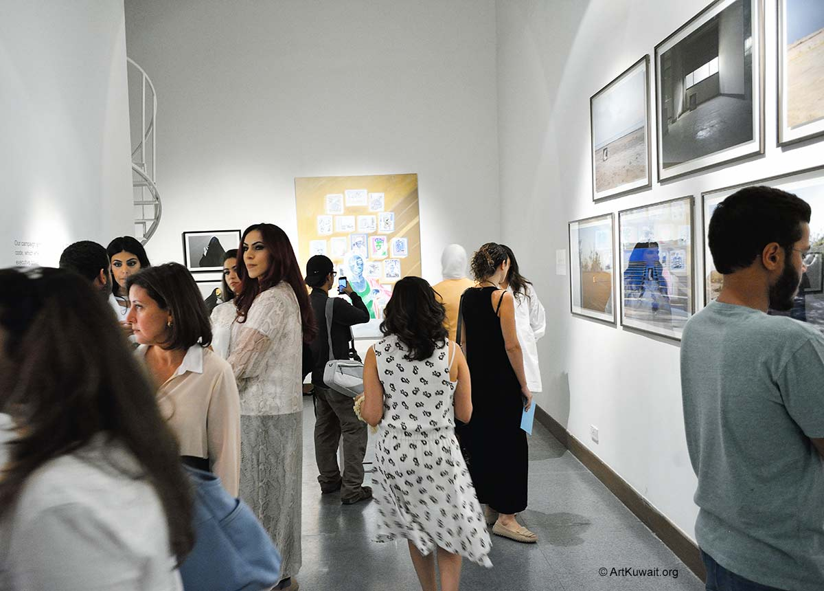 FA Gallery - Art Exhibition of Abolish Article 153 (6)
