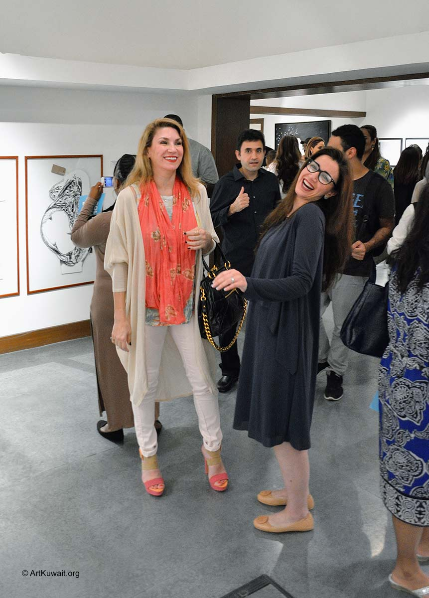FA Gallery - Art Exhibition of Abolish Article 153 (8)