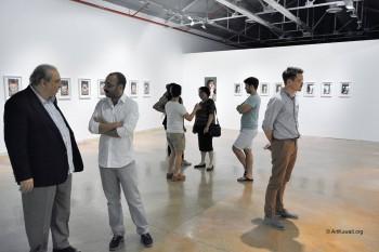 Sultan Gallery: Opening of Tensile Modulus by Omar Khouri