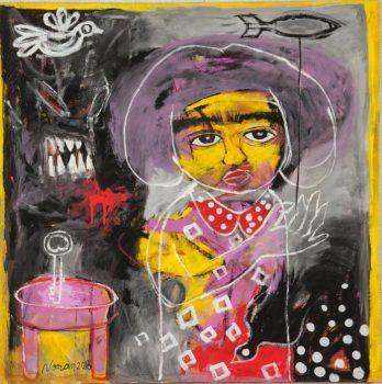 Boushahri Gallery: Nouman Issa and Nabeel Al Samman