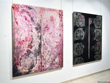 Dar Al Funoon Gallery: Opening of Fresh by Karim Ghidinelli