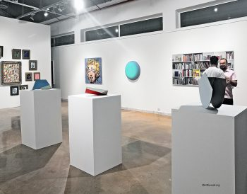Sultan Gallery: Opening of Blue Nights